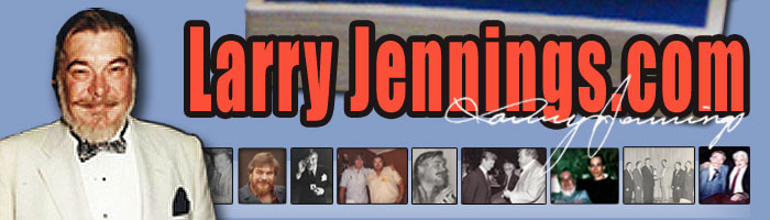 Jennings Larry || Card Magic Larry Jennings